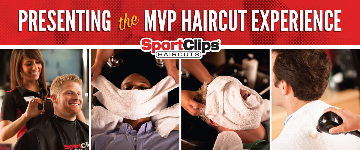 The Sport Clips Haircuts of Maplewood  MVP Haircut Experience